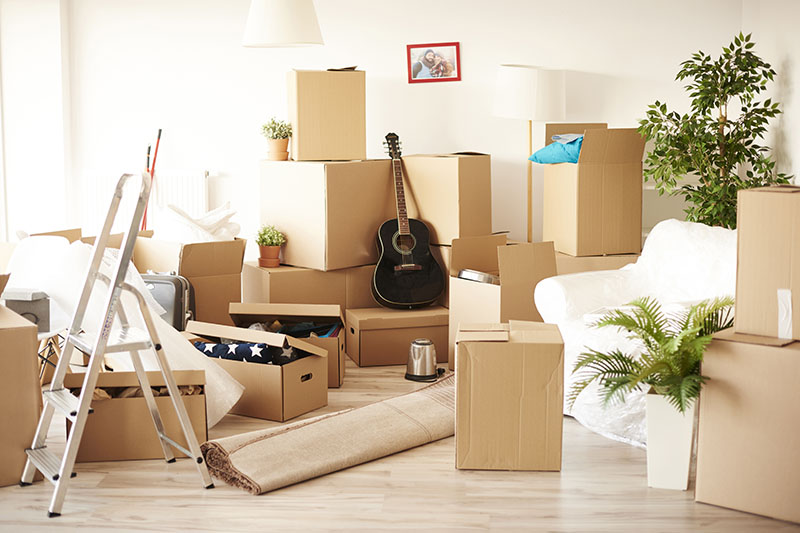 Moving Day Etiquette in Jacksonville
